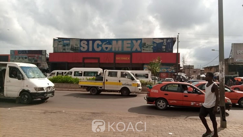 Côte d'Ivoire : Marcory, lors d'un cambriolage, des individus disparaissent avec 03 coffres-forts d'un centre commercial