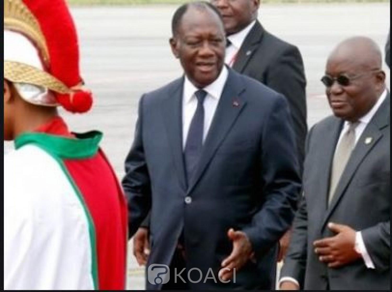 Côte d'Ivoire : Alassane Ouattara annoncé ce jeudi à Accra pour l'investiture d'Akufo-Addo