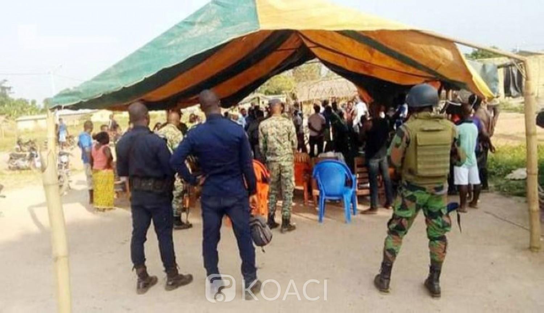 Côte d'Ivoire : Vives tensions à Bloléquin suite à l'affrontement entre Guérés et Maliens, 01 mort, plusieurs blessés, des populations en fuite, un couvre-feu instauré