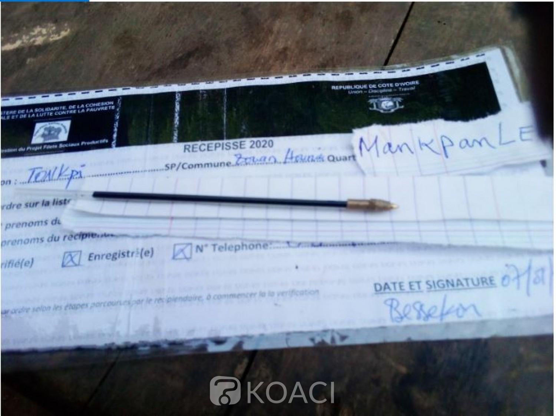 Côte d'Ivoire : Filets sociaux, des choses pas claires de la part de certains agents sur le terrain