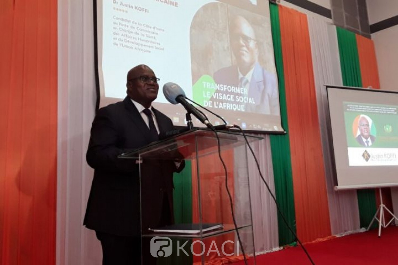 Côte d'Ivoire : Election au Département des Affaires Sociales de la Commission de l'Union Africaine en février prochain, les atouts du candidat ivoirien