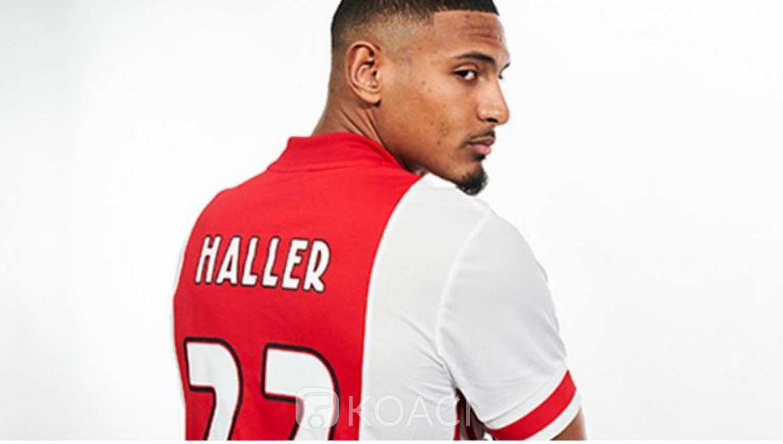Côte d'Ivoire : Transfert, Sébastien Haller quitte West Ham et rejoint  l'Ajax d'Amsterdam pour quatre ans