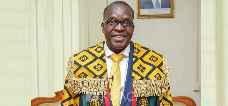 Ghana :  Découvrez Alban Bagbin, le président élu du parlement