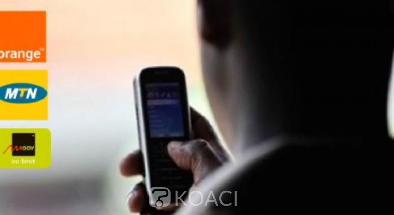 Côte d'Ivoire : Les sociétés de téléphonie mobile interdites d'attribuer des bonus de plus de 100% à leurs abonnés