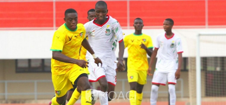 Togo :  UFOA B, levée de boucliers de la FTF contre la disqualification des Eperviers U17