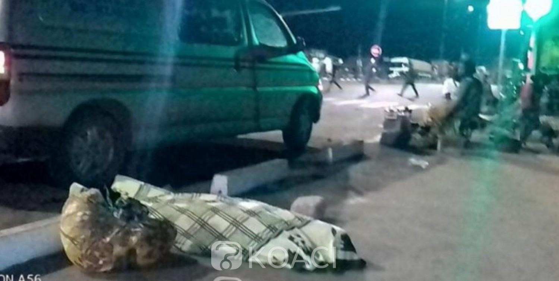 Côte d'Ivoire : Drame à Niakara, le corps sans vie d'une femme découvert en bordure d'une gare routière