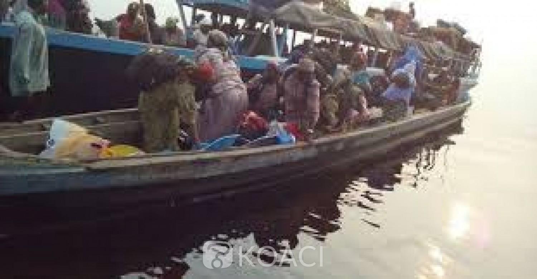 RDC : Le naufrage d'une péniche fait six morts et 19 disparus sur le fleuve Congo