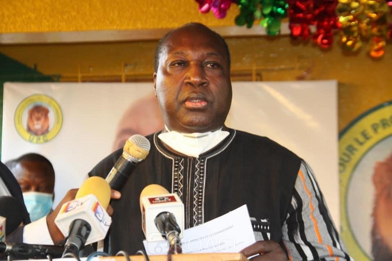 Burkina Faso : Après l'entrée au gouvernement de Diabré, son parti rejoint la majorité