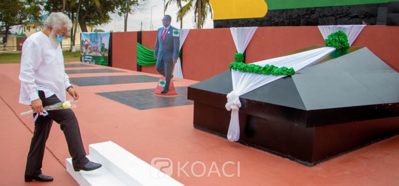 Ghana :  Obsèques et inhumation de Rawlings reprogrammés