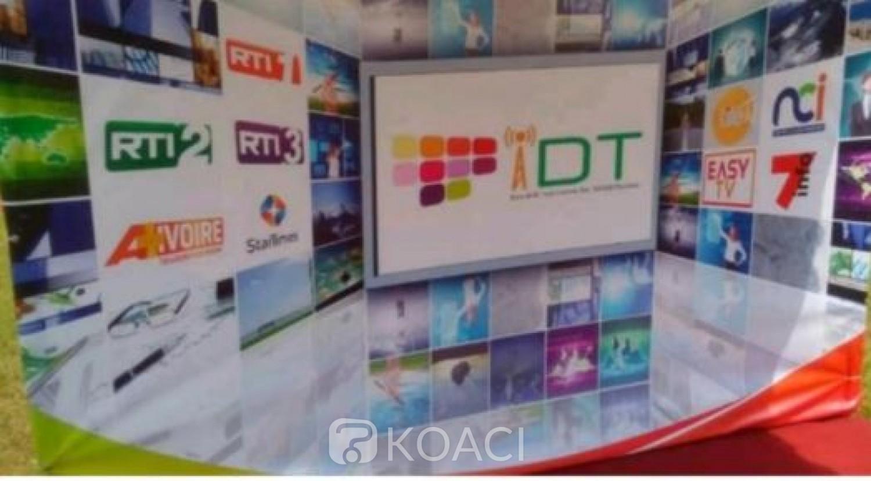 Côte d'Ivoire : La RTI va  désormais partager  les sommes perçues  de la redevance télé avec le diffuseur des chaînes  TNT, IDT