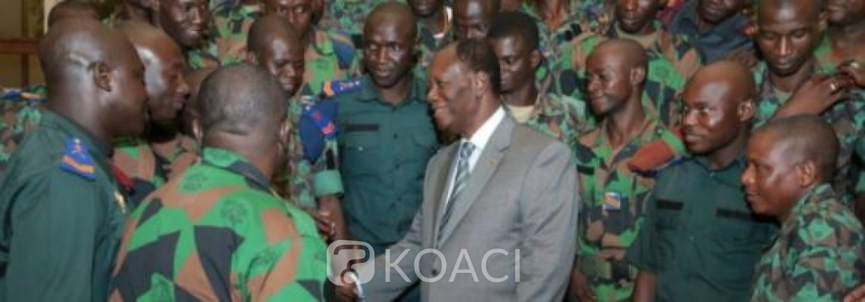 Côte d'Ivoire : L'hommage du chef de l'Etat Alassane Ouattara aux soldats tués au Mali