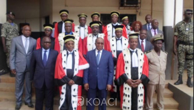 Côte d'Ivoire : Mauvaises pratiques dans les juridictions, le Ministre Sansan Kambilé en « colère »  interpelle ses collaborateurs