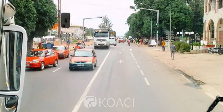 Côte d'Ivoire : Bouaké, incivisme routier, un conducteur de moto taxi tué dans une collision