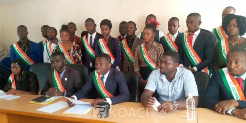 Côte d'Ivoire : Législatives 2021, face aux candidats des camps adverses, le jeune Josué Vah promet remporter la victoire
