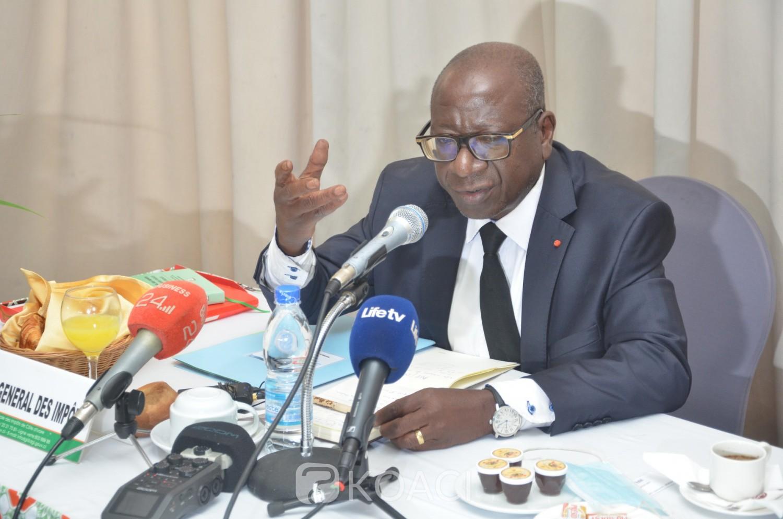 Côte d'Ivoire : TVA, le DG des impôts assure : « l'annexe fiscale 2021 n'institue pas l'assujettissement du lait infantile à la TVA »