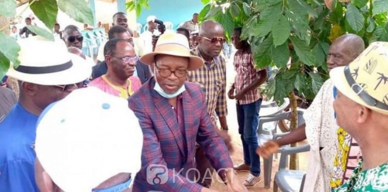 Côte d'Ivoire : Législatives 2021, ça ne va pas à Guibéroua, le choix contesté de Dr Blé, médecin de Gbagbo pose problème, des jeunes se rebellent, l'opposition effritée