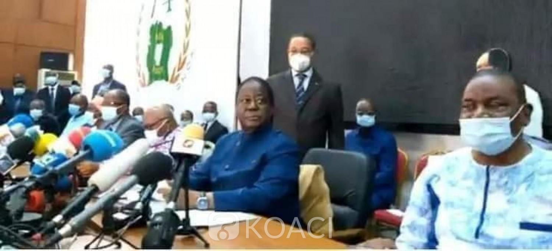 Côte d'Ivoire : Législatives 2021, l'opposition propose un report, la réaction de la CEI