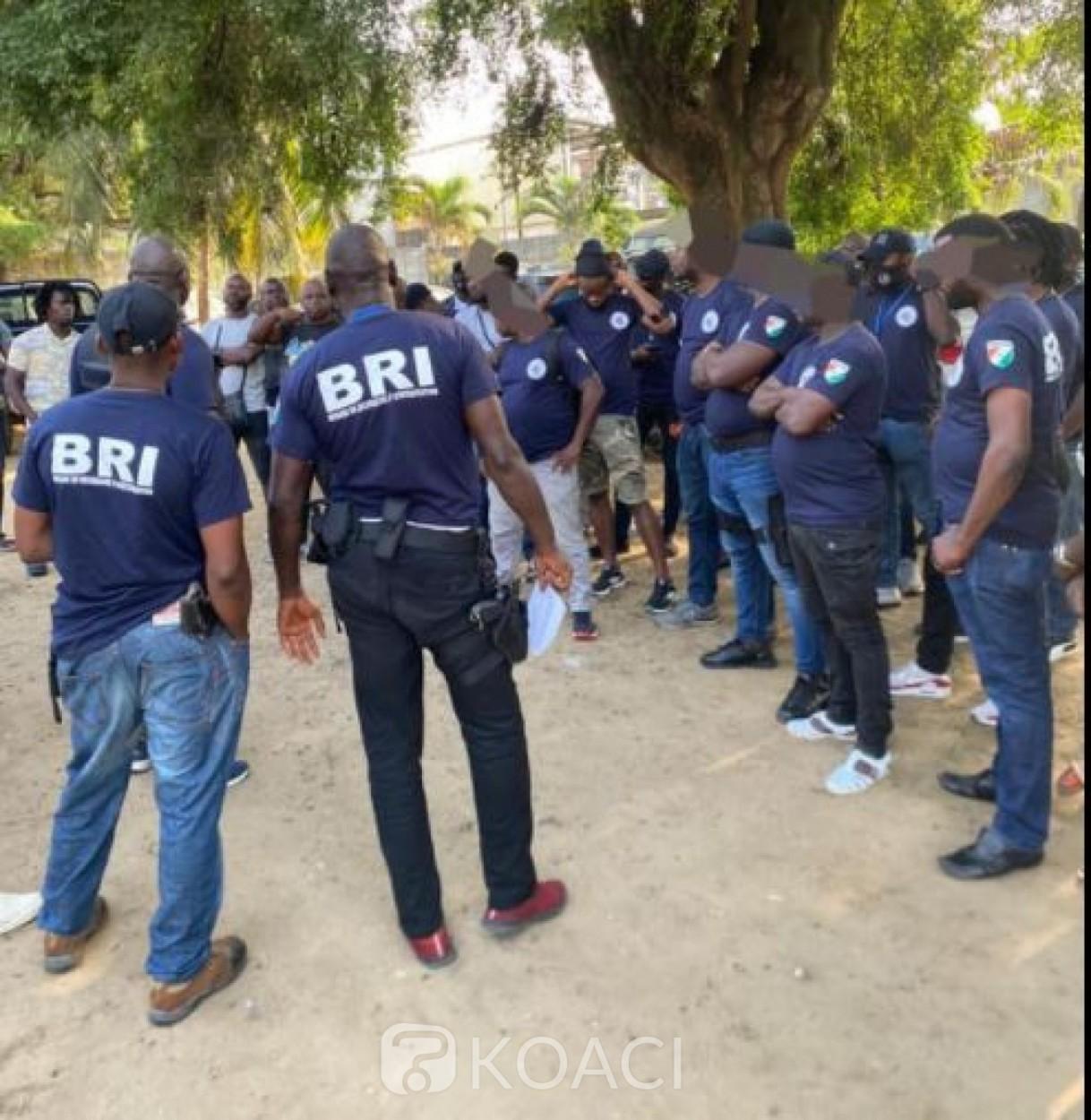 Côte d'Ivoire : Lutte contre le grand banditisme, retour de l'opération « coup de poing »
