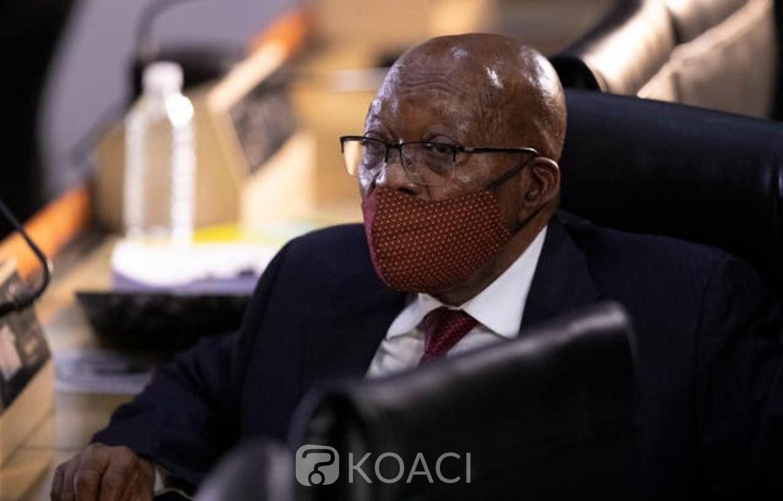 Afrique du Sud : A nouveau convoqué, Zuma ne se présentera pas devant la commission anti-corruption
