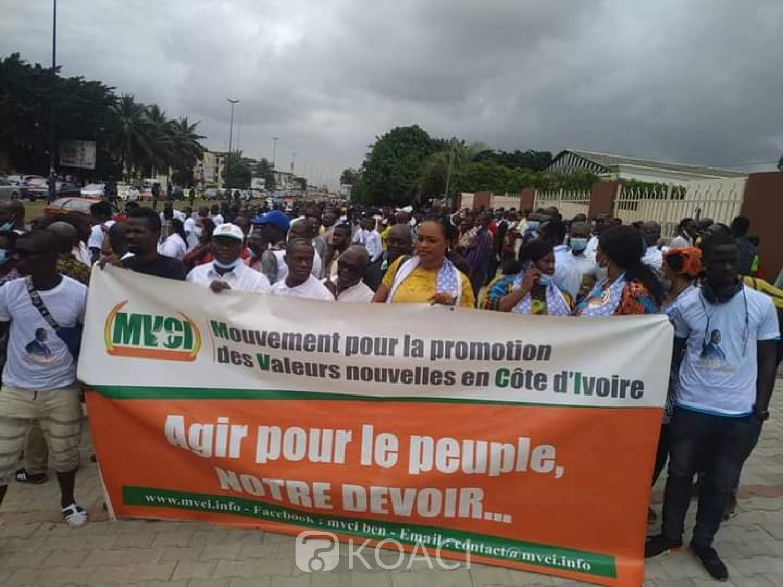 Côte d'Ivoire : Scrutin législatif du 06 mars, le MVCI de Félicien Sekongo désavoue Soro et appelle ses militants à faire acte de candidature