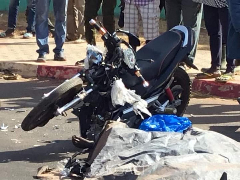 Côte d'Ivoire : Ferké, suite à un énième accident mortel, les populations appellent à l'installation des dos d'âne