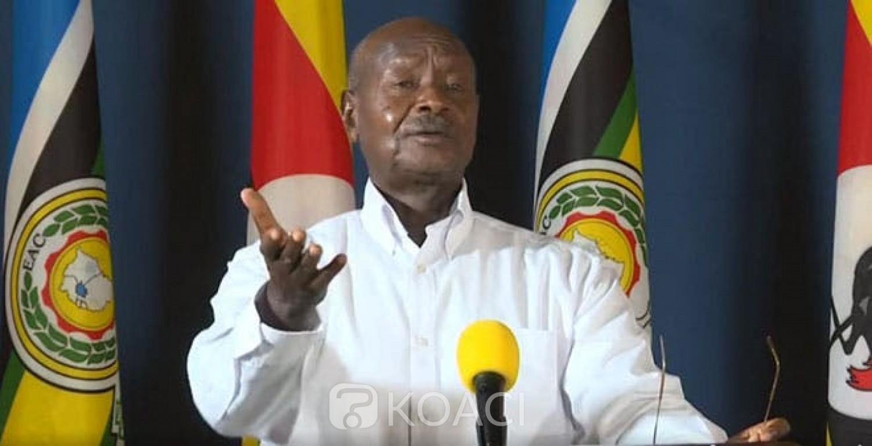 Ouganda : Présidentielle, Museveni l'emporte dès le premier tour avec 58,6% des voix