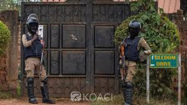 Ouganda : Le domicile de Bobi Wine encerclé par des soldats, il en appelle à la communauté internationale