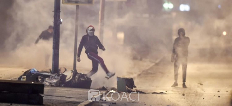 Tunisie : Nuit d'émeutes à Tunis, des dizaines de jeunes en « colère » interpellés