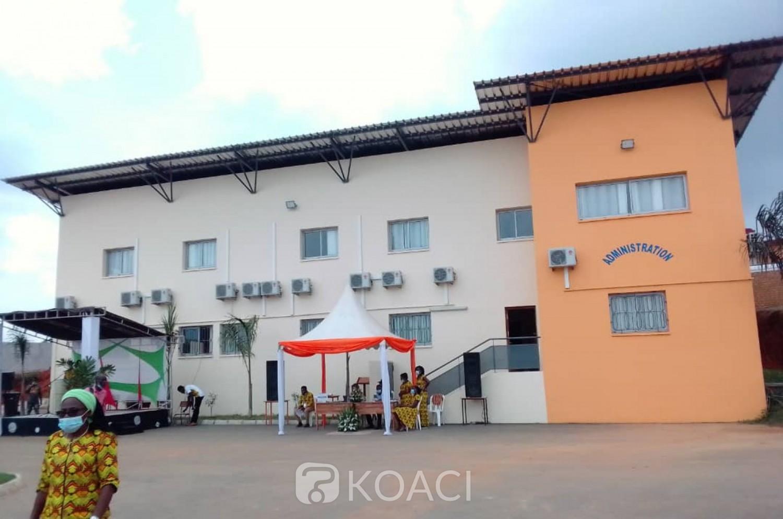 Côte d'Ivoire : Un établissement scientifique dédié à l'éducation de 1500 filles ouvert à Bingerville construit par la Communauté Saint François Xavier
