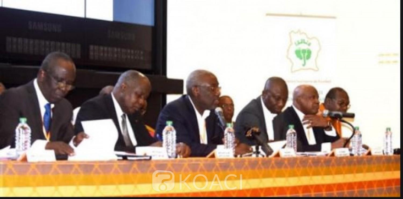 Côte d'Ivoire : Malgré la mise en place d'un comité de normalisation, le comité exécutif de la FIF  continue de défier la FIFA et annonce avoir déposé enfin ses recours au TAS
