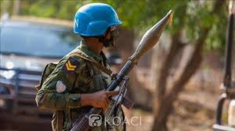 Centrafrique : Bangassou, deux casques bleus gabonais et marocain tués dans une embuscade