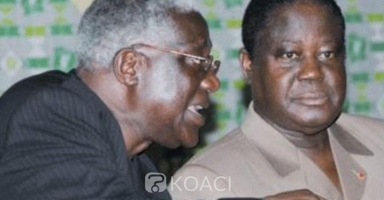 Côte d'Ivoire : Législatives 2021, coup de tonnerre au PDCI, Djédjé Mady candidat indépendant