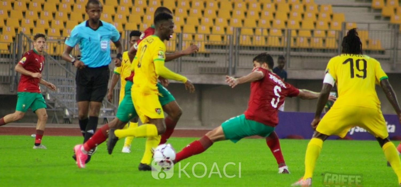 Togo :  CHAN, Togo-Maroc, les Eperviers s'inclinent 0-1 sur un penalty rejoué