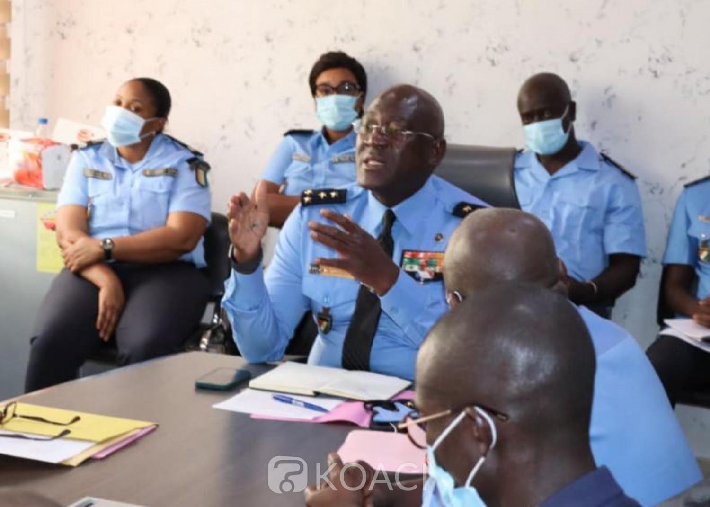 Côte d'Ivoire : Lutte contre le banditisme, vers  la  déconcentration des directions centrales de la Police judiciaire (PJ)