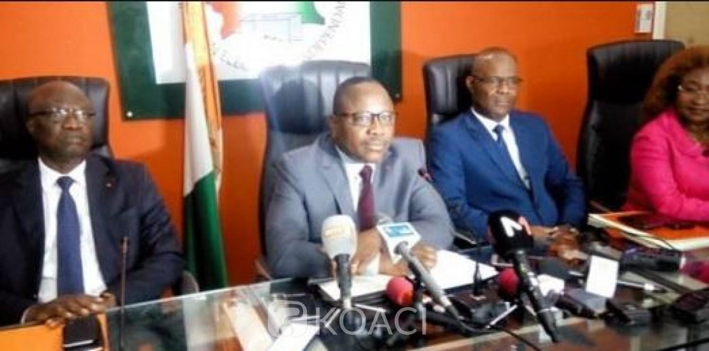 Côte d'Ivoire : Législatives 2021, la CEI proroge la réception des dossiers de candidatures au 22 janvier