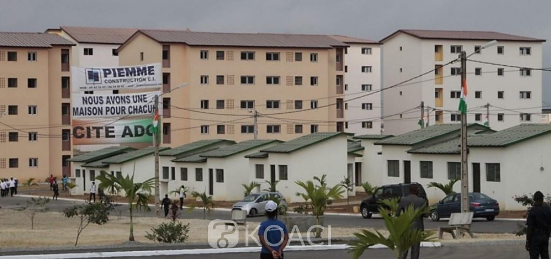 Côte d'Ivoire : Pour les demandeurs de logements, la cité ADO livrée avec 450 appartements