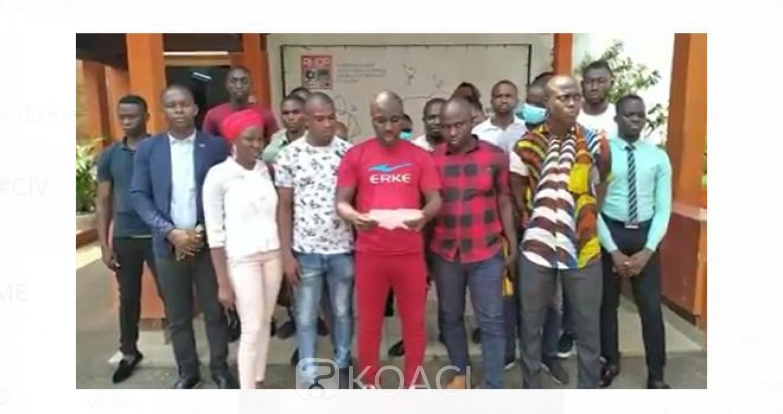 Côte d'Ivoire : Législatives 2021, RHDP, le président des jeunes retenu en tant que suppléant, ses camarades crient à la « foutaise de trop »