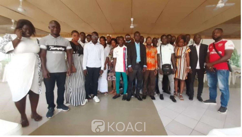 Côte d'Ivoire : Des jeunes au pays et ceux de la diaspora annoncent  la plateforme « Team Mamadou Touré » et dévoilent  les raisons