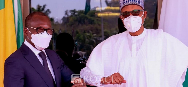 Nigeria-Benin :  Entrevue, ce que Buhari a dit à Talon