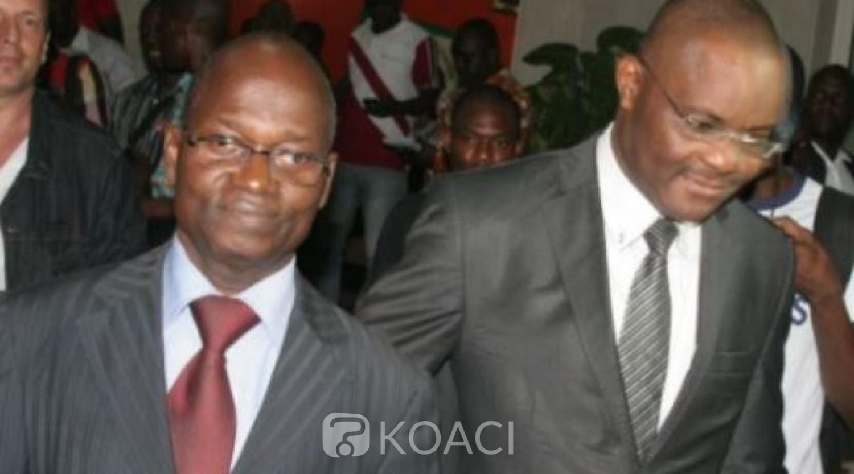 Côte d'Ivoire : CEI, avertissement pour  Alain Dogou et Yapo Yapi  dont le retour au sein de la commission centrale est accepté sous conditions