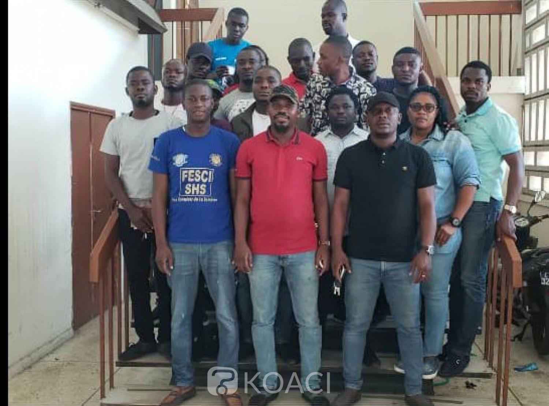 Côte d'Ivoire : Université de Cocody,  le coût de l'école doctorale reconduit à 90.000 FCFA pour cette année académique, une autre victoire pour la FESCI
