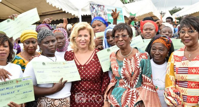Côte d'Ivoire :  Autonomisation des femmes, des avancées depuis l'accession de Ouattara au pouvoir en 2010