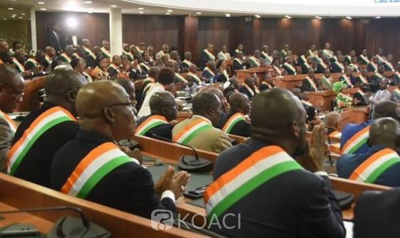 Côte d'Ivoire : Assemblée Nationale, les députés sortants rappelés à déclarer  leur patrimoine avant  la fin de leur mandat