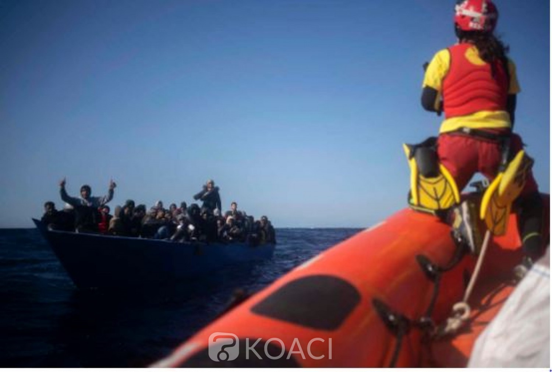 Côte d'Ivoire-Libye : Premier naufrage de l'année en Méditerranée centrale, des ivoiriens survivent