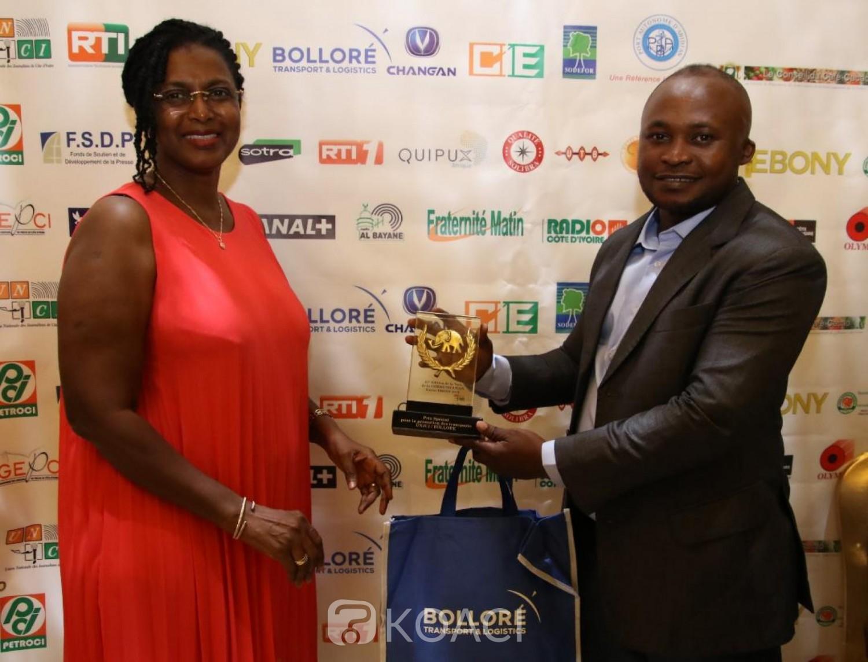 Côte d'Ivoire : Ebony 2020, qui sera le lauréat 2020 du prix spécial Bolloré pour la promotion des Transports ?