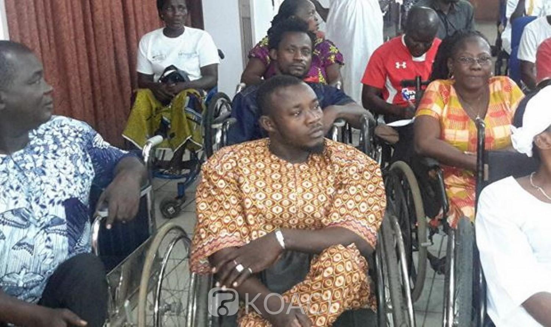 Côte d'Ivoire:   Fonction publique, 100 handicapés moteurs, 35 handicapés auditifs, 35 handicapés visuels etc recrutés en 2020, le processus relancé cette année