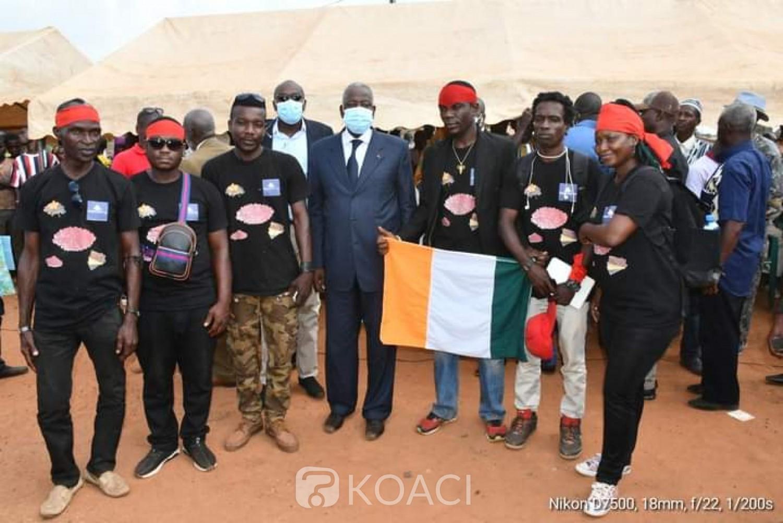 Côte d'Ivoire : Un mois après la tragédie de Guézon, le Médiateur de la République condamne et exhorte les populations au pardon