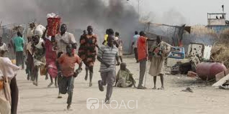 Soudan : 200 morts en trois jours d'affrontements interethniques, selon un dernier bilan