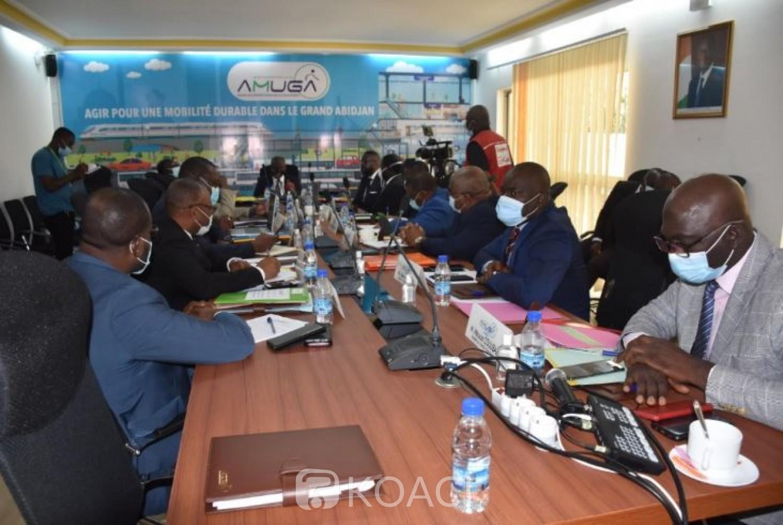 Côte d'Ivoire : Avènement de l'AMUGA pour relever  le défi d'amélioration de la mobilité urbaine dans le Grand Abidjan