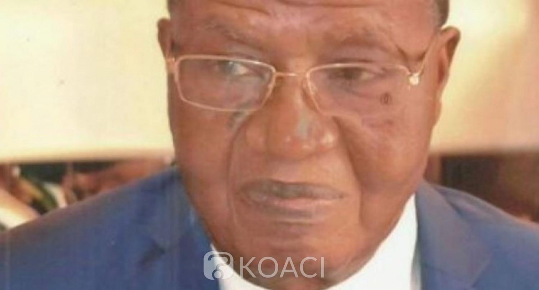 Côte d'Ivoire : PDCI-RDA, décès du vice-président Sotchi Aké M'Bo Frédéric
